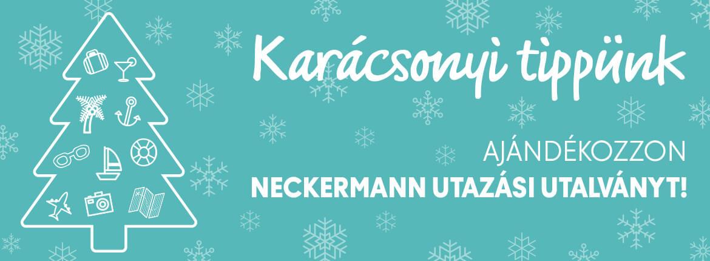 Utazási utalvány - www.neckermann.hu